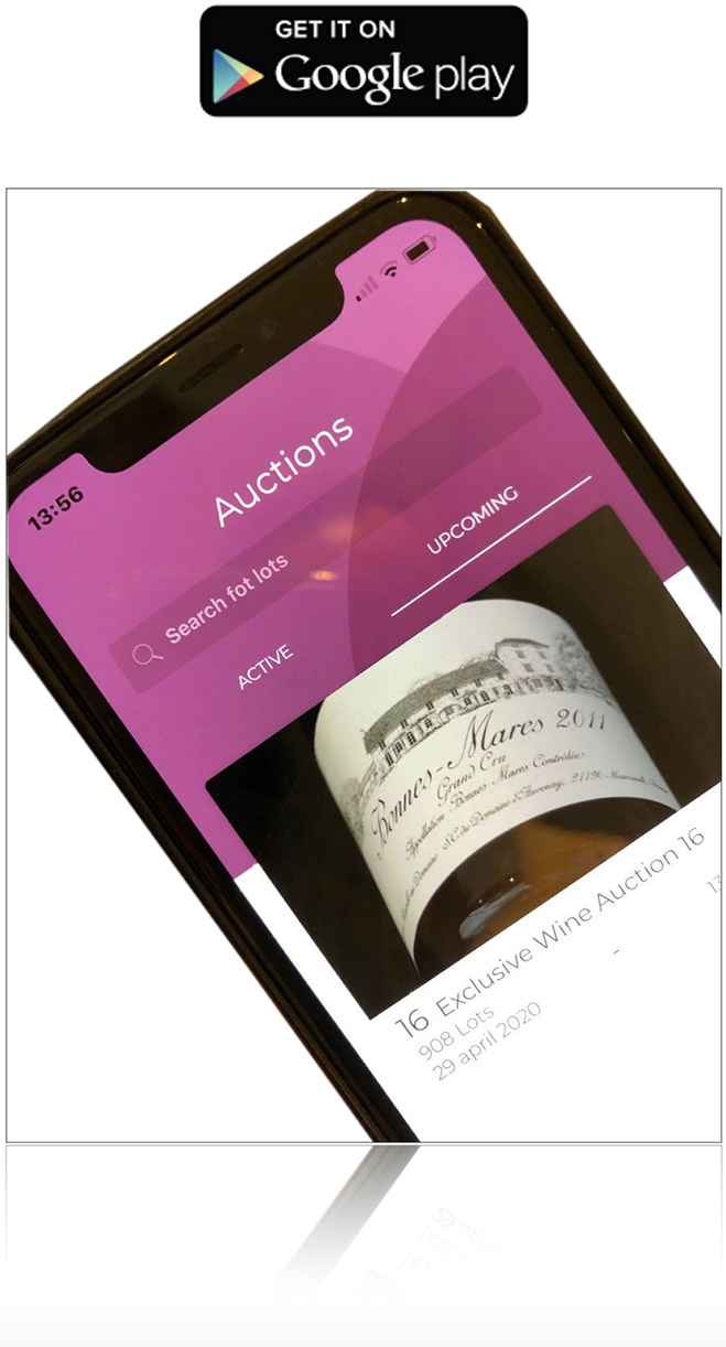 Best Wine Auctions App Google Play